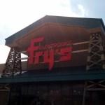 Fry's Electronics in Houston