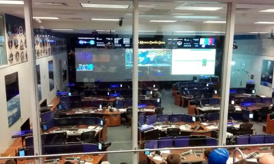 Mission Control room
