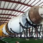 Saturn V at Rocket Park