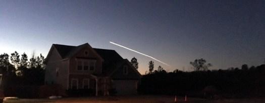 Boeing uncrewed Starliner launch