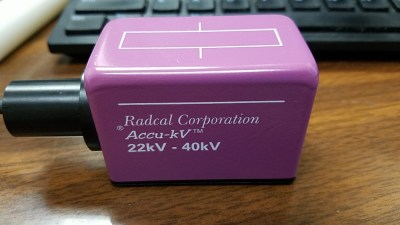 40x5-MO mammography kV sensor