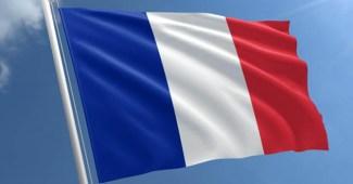 Brandeira da França