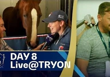 Live@TRYON 🔴 Day 8