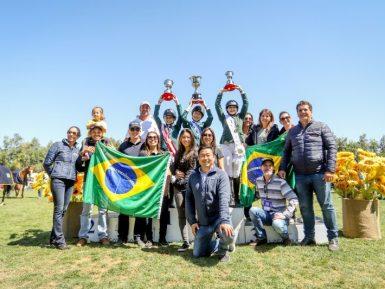 Hipismo brasileiro domina o Sul-americano 2018