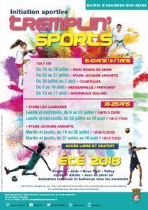 Programme Tremplin Sport 2018