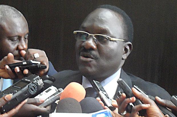 Moustapha Sarr, Directeur Général de CRESUS Afrique