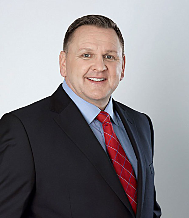 Charles Brewer, directeur général DHL
