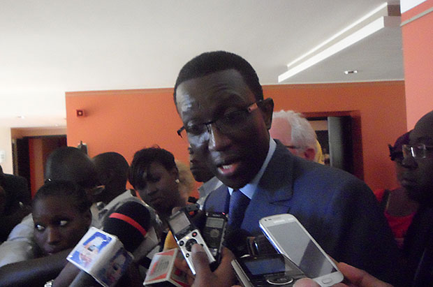 Amadou Bâ, Ministre de l'Economie, des Finances et du Plan