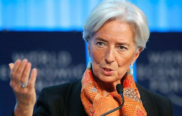 Christie Lagarde (FMI)