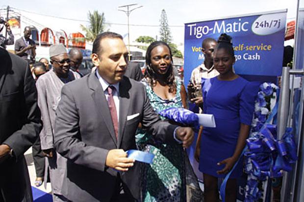 Diégo Cambéros, Directeur Général de Tigo Sénégal