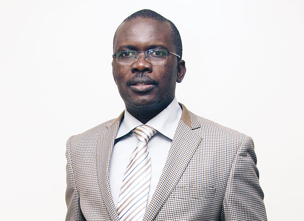 Ousmane Cissé, irecteur des Mines et de la Géologie
