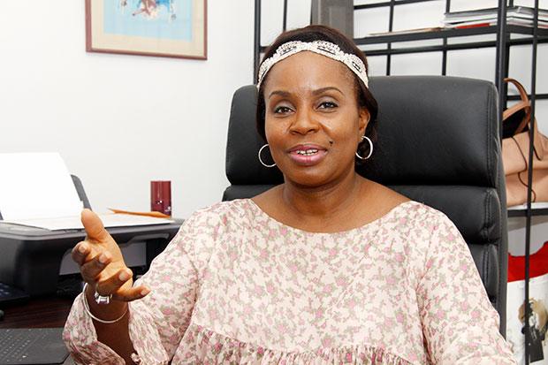Mme DIOP Blondin - Ndeye Fatou NDIAYE/// Directrice Générale du Groupe Monetis