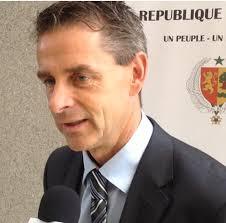 M. Jahan Verkamen, Ambassadeur de la Belgique au Sénégal et Porte-parole des PTF