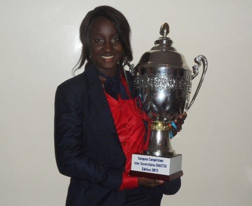 Siga Ndiaye, Team leader Ensup Afrique