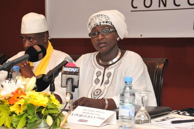 Mariama Coulibaly, Vice-présidente AFI UE