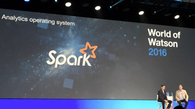 Rob Thomas and Adam Kocoloski on Spark as an Analytics Operating System