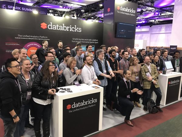 Databricks Team at Spark Summit Europe 2017