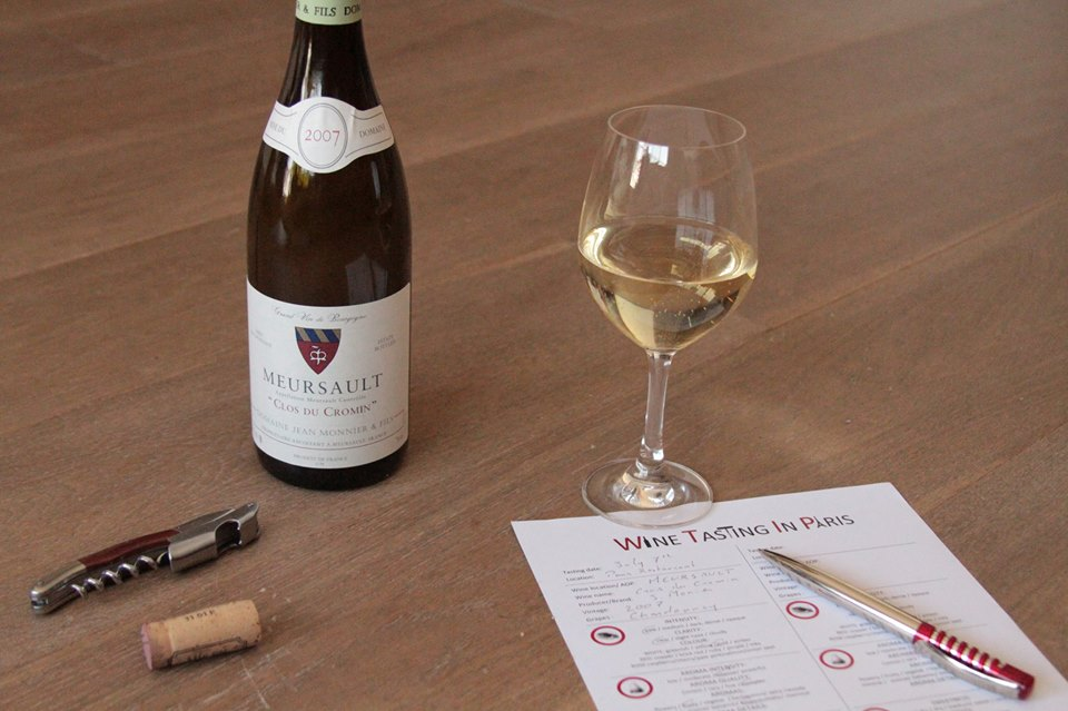 Winetasting and learning French