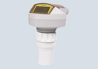 Ilustração de sensor ultrassônico usado pela V2COM