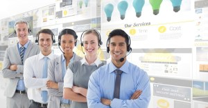 group of tech support people - 7 Tips to Help Your IT Tech Support Team Maintain Security for a Remote Workforce