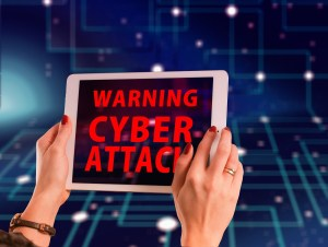 cyber attack on tablet - Recent Malware Attacks Show Why You Need to Protect Your Data