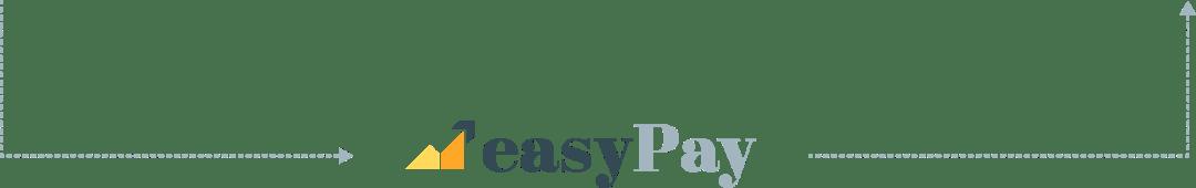 Arrow Path with EasyPay Logo