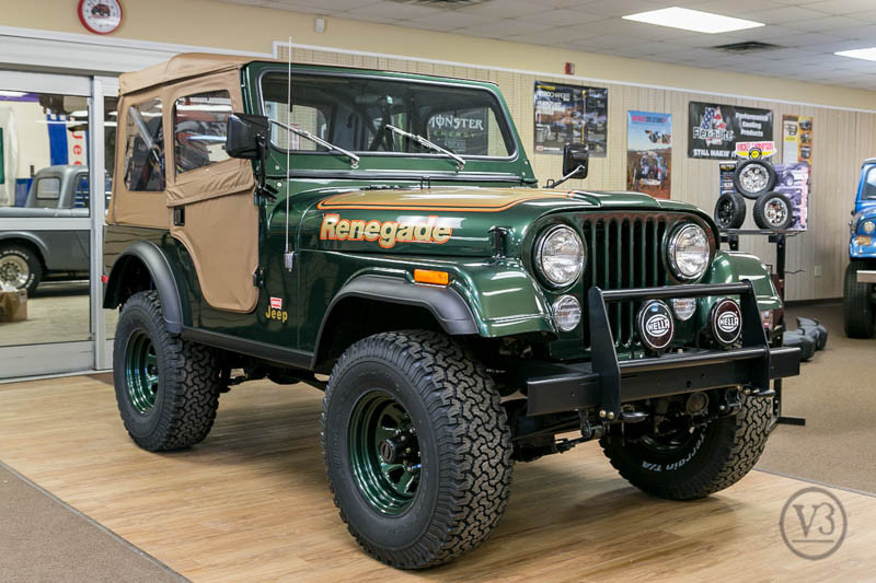 Jeep Cj5 Levis Edition