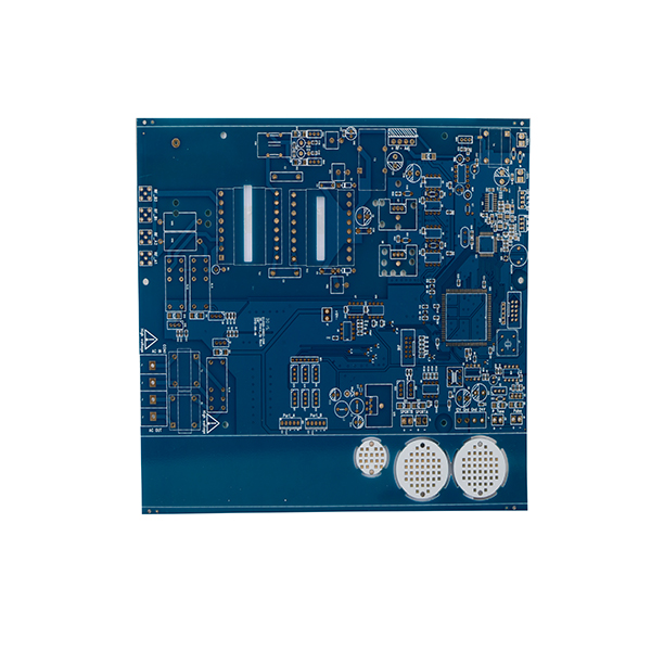 Professional Blue Solder Mask Prototype Printed Circuit Boards Low
