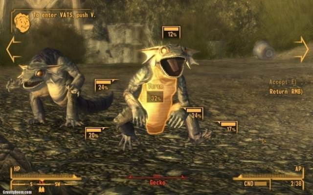 Players Were Given A More Bala is listed (or ranked) 11 on the list 13 Reasons Why 'Fallout: New Vegas' Blows 'Fallout 3' Out of the Water
