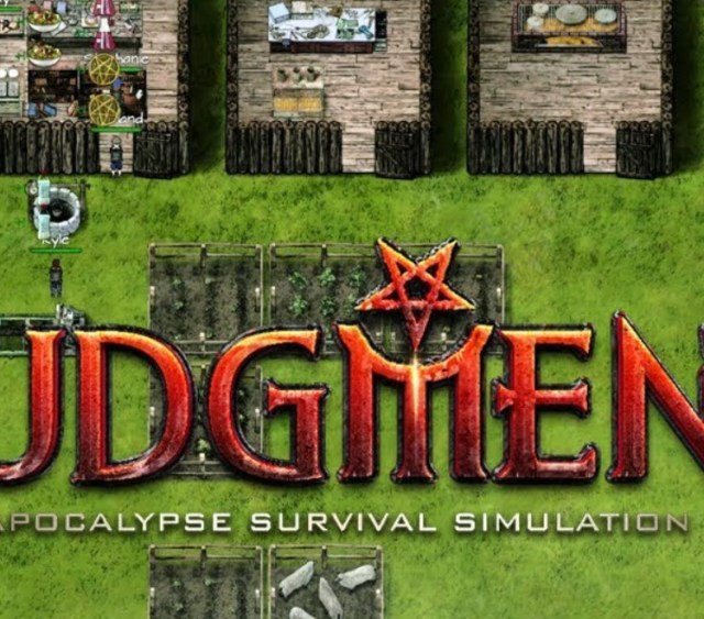 judgment games like rimworld