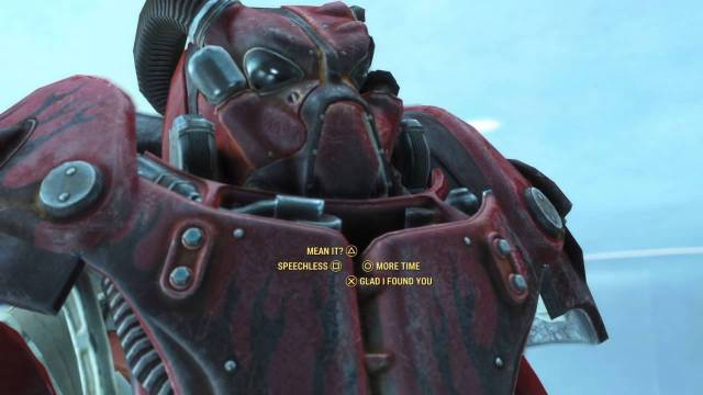 institute ending fallout 4