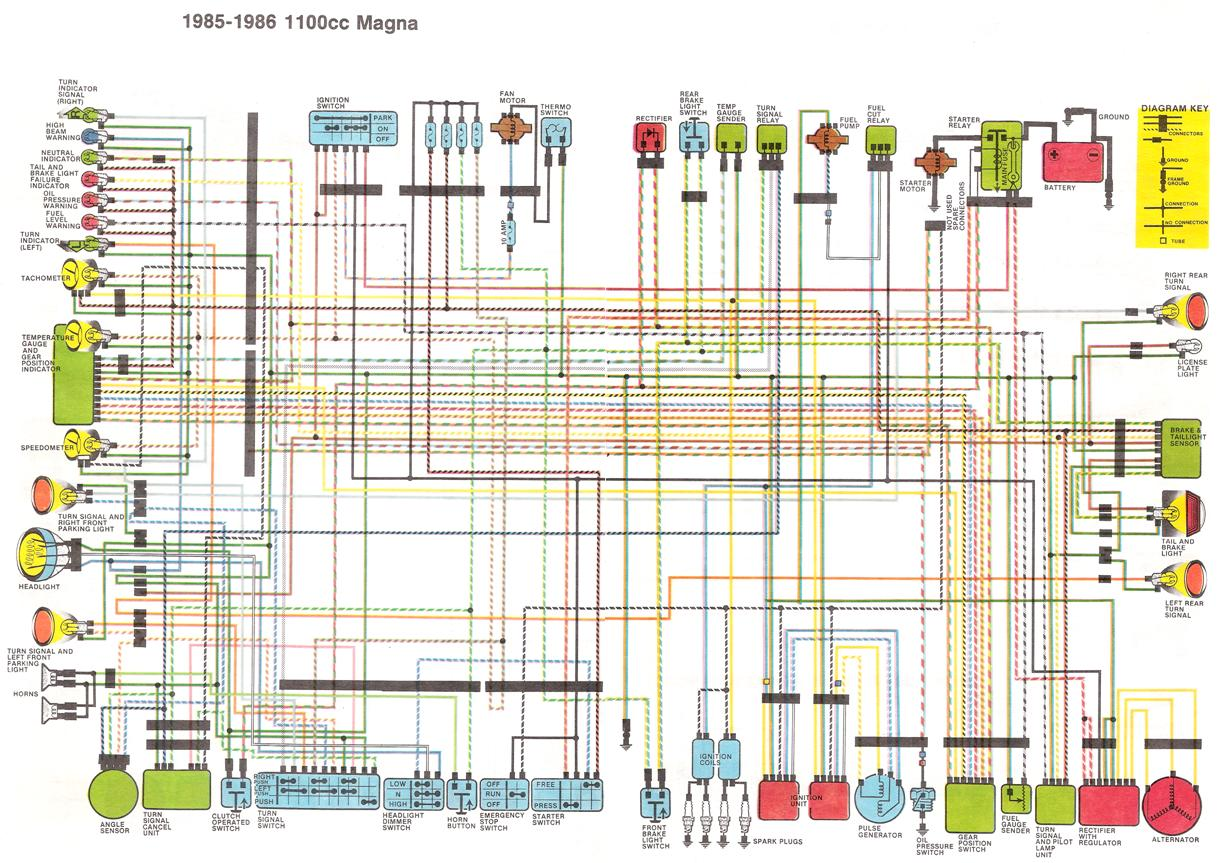84 Magna Wiring Diagram - Wiring Diagram Project on