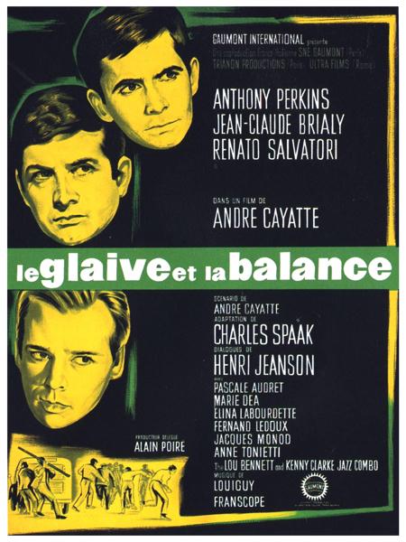 Le Glaive Et La Balance : glaive, balance, Glaive, Balance,