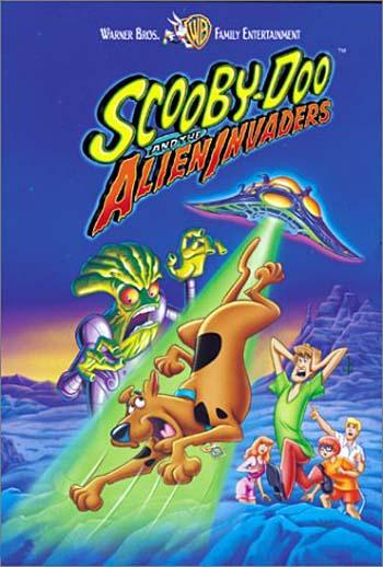 Scooby-doo Et Les Extraterrestres : scooby-doo, extraterrestres, Scooby-Doo, Alien, Invaders