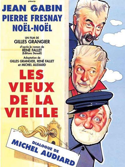 Les Vieux D La Vieille : vieux, vieille, Vieux, Vieille,