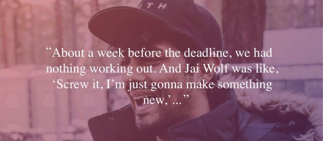 Ben Klein Music Industry Advice: reminiscing on Jai Wolf's production of Indian Summer.