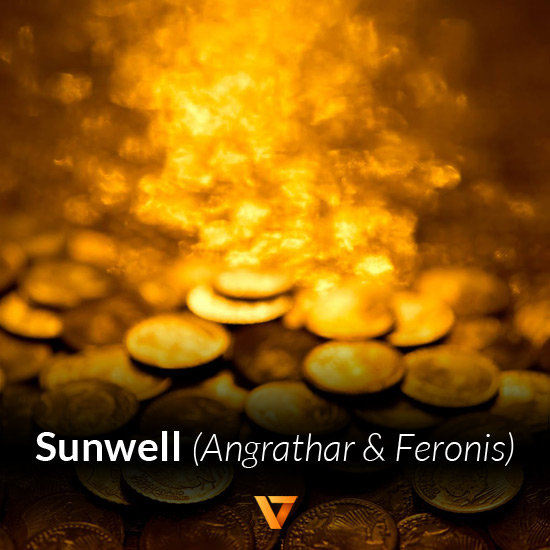 Sunwell WoW Gold (Angrathar & Feronis) - V7Gaming