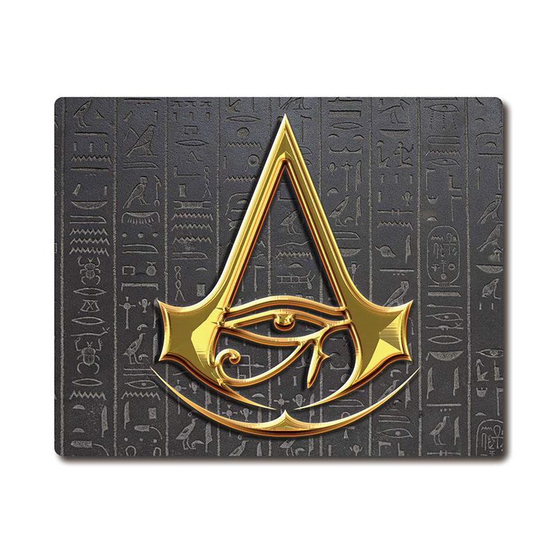 Assassins Creed Origins Logo Mouse Pad V7