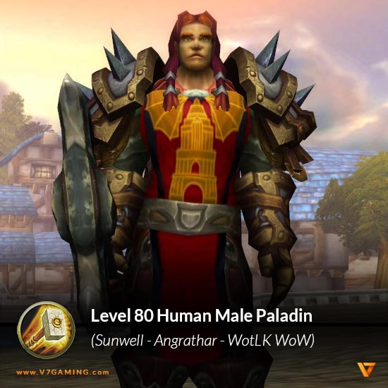 Orc Male Hunter Level 60 Light S Hope Classic Wow