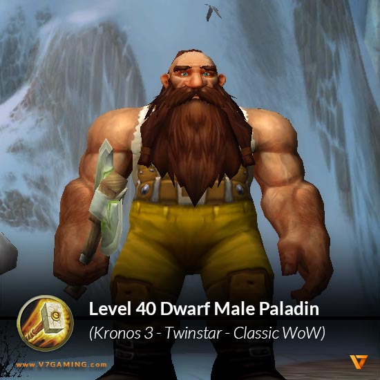 Orc Male Hunter Level 60 – Northdale Light's Hope Classic WoW