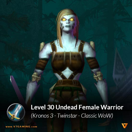 twinstar-kronos3-undead-female-warrior-level-30