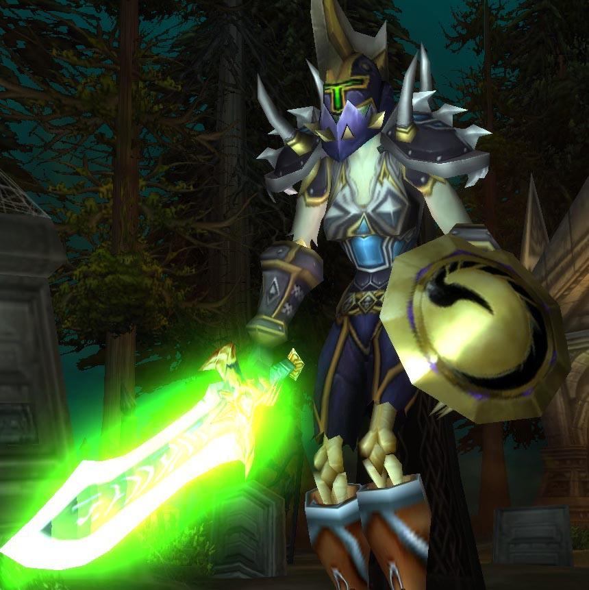 Undead Female Warrior Level 60 Kronos 3 Classic Wow V7