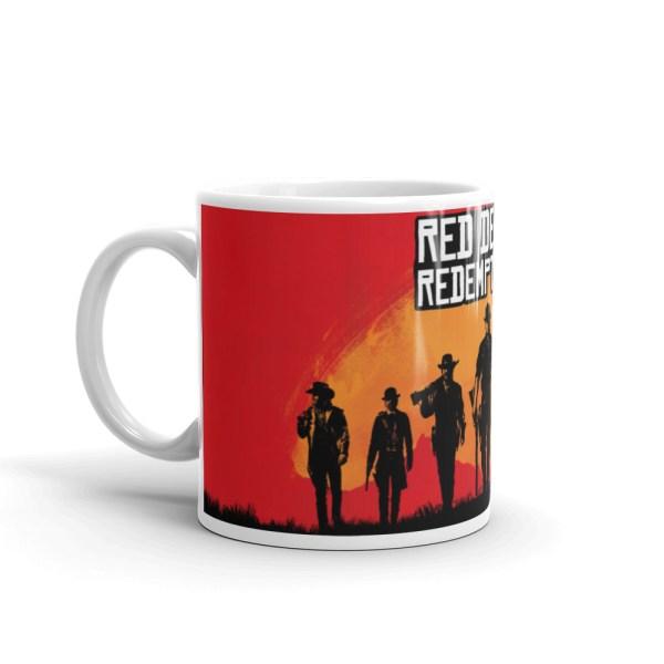 RDR2 Mug 11oz