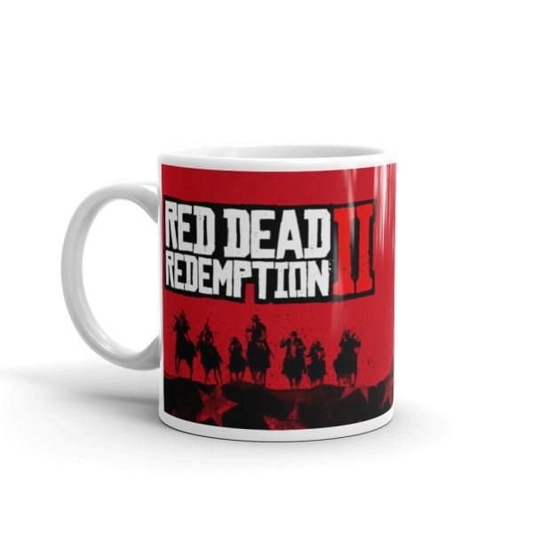 RDR 2 Coffee Mug