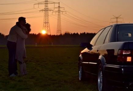 Er hat das Zeug zum Verführen: Der Audi V8 4.2. © Jens Tanz