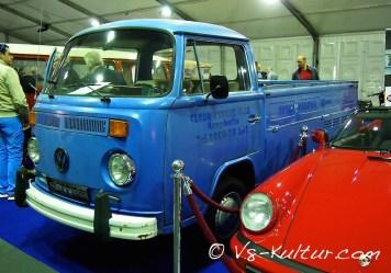 VW Pritschenwagen aus Schweden