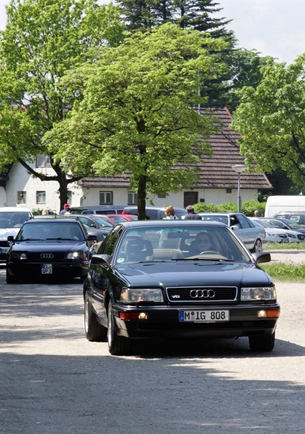 Audi V8 & Audi S6