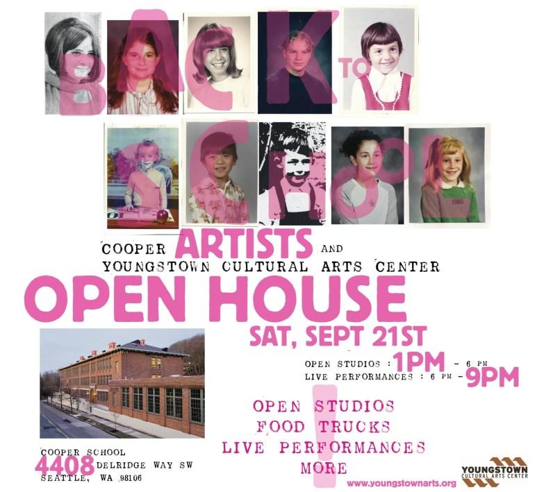 Cooper Artist Housing 2013 Open House