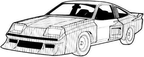 Customizing a V8 Chevy Monza: By Bob Gumm