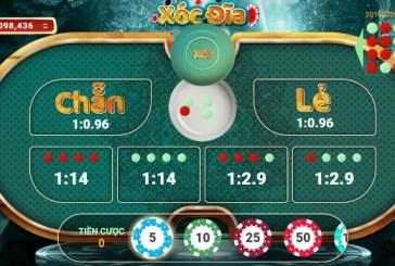 Kinh nghiệm và cách chơi xóc đĩa đổi thưởng dễ thắng tại nhà cái V9bet